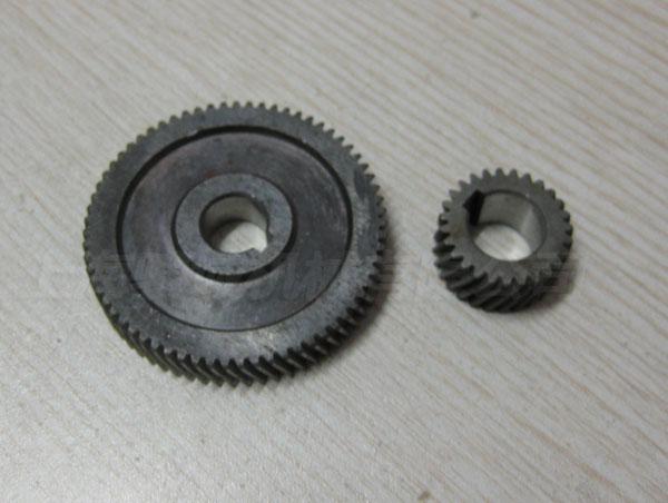 斜齿轮71齿.28齿(用于循环轴电机)