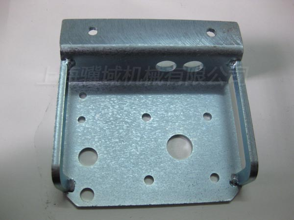 E30504200282-02 气缸支架结合件